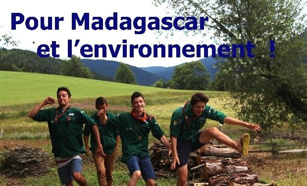 Project visual Projet de solidarité internationale Madagascar (Réserve de Vohimana)