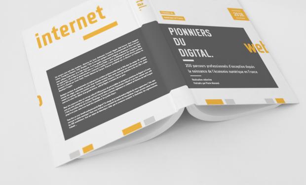 Project visual Pionniers du Digital