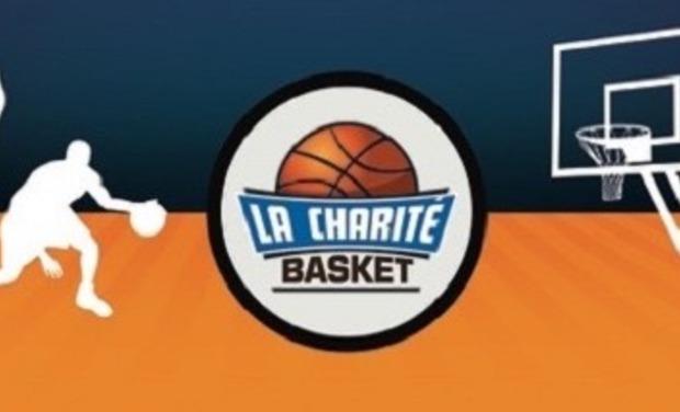 Visueel van project La Charité Basket - réparations mini-bus