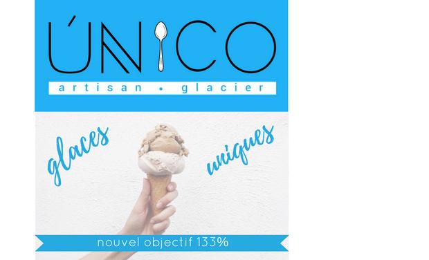 Visuel du projet Único Artisan (un vrai!) Glacier a besoin de votre soutien !