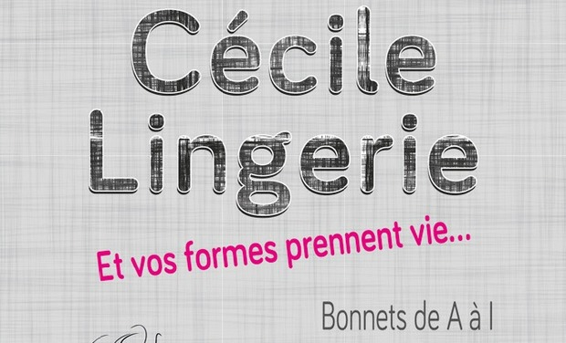 Visuel du projet Toutes les femmes sont belles avec Cécile Lingerie