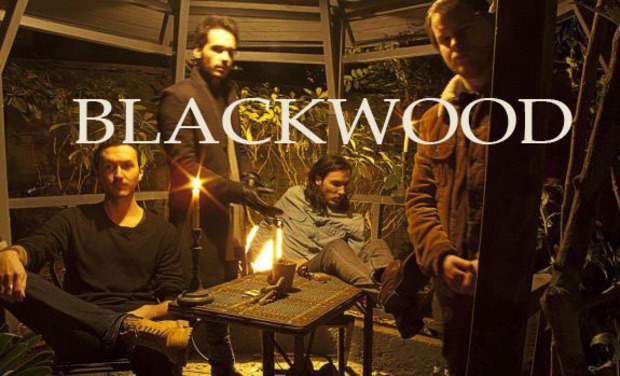 Project visual Premier EP de Blackwood