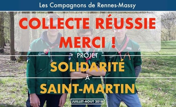 Visueel van project Projet solidaire des Compagnons de Rennes-Val d'Orge à Saint-Martin