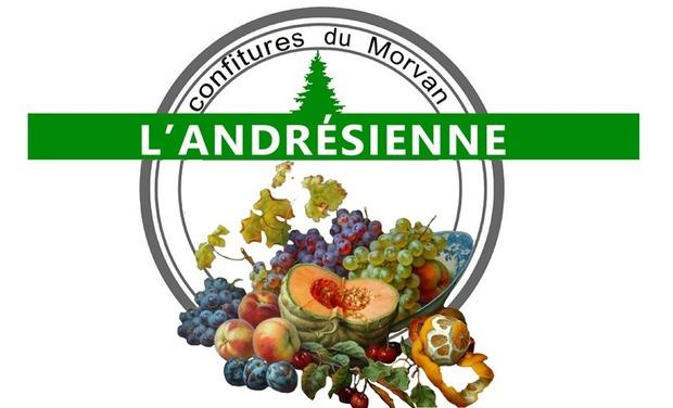 Visuel du projet L'Andrésienne;  Confitures Du Morvan