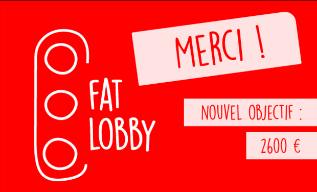 Visueel van project Fat lobby