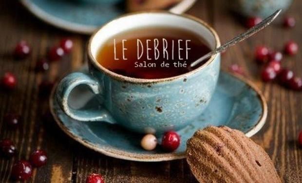 Visuel du projet Le Débrief - Salon de thé