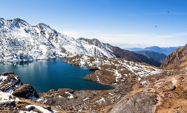 Visuel du projet Tous à l'école dans les Himalayas