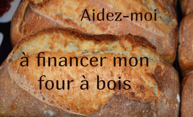 Visuel du projet Le four à bois de la boulangerie Couleurs Farines