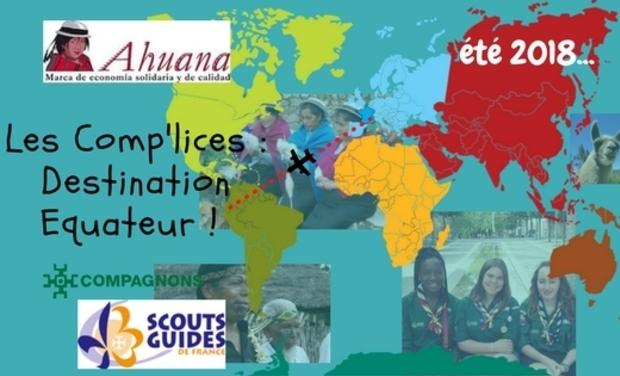 Visueel van project Les Comp'lices: Destination Equateur