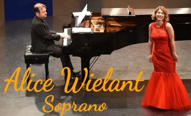 Visuel du projet Aidez Alice à participer à Berlin Opera Academy!