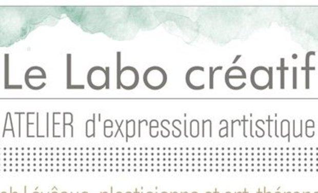 """Visuel du projet Art-thérapie : création d'entreprise """"le labo créatif"""""""