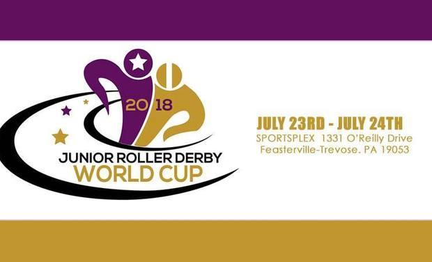 Visuel du projet Junior Roller Derby World Cup
