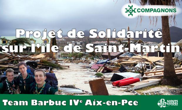 Visueel van project Chantier de Solidarité St Martin