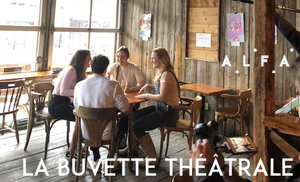 Visuel du projet La buvette théâtrale