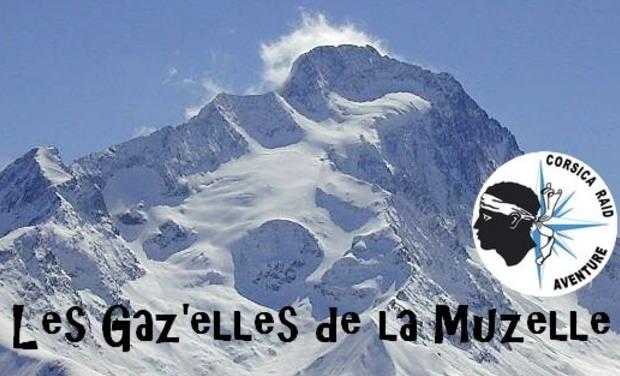 Visuel du projet Les Gaz'elles de la Muzelle - Corsica Raid Aventure 2018