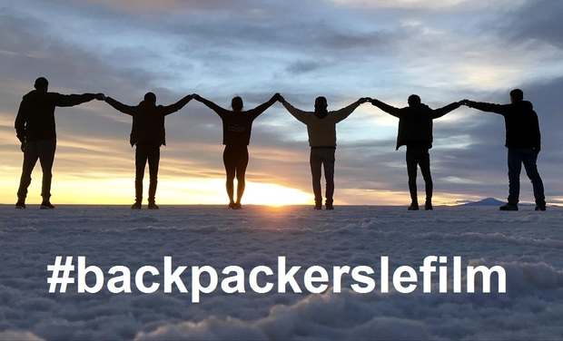 Project visual Backpackers le film