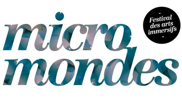 Visuel du projet Micro Mondes - festival des arts immersifs