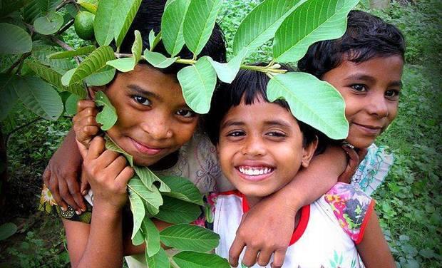 Visuel du projet Aide aux enfants des rues de Calcutta - Inès & Marie