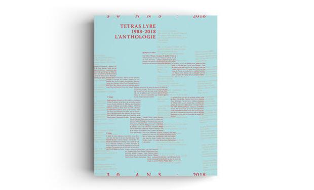 Project visual L'Anthologie des 30 ans des Editions Tetras Lyre