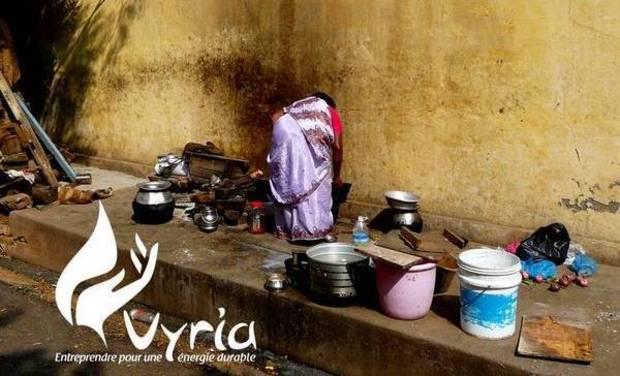 Visuel du projet VYRIA, des entreprises sociales pour une énergie durable