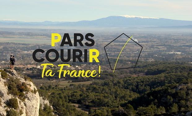 Visuel du projet Pars Courir Ta France!