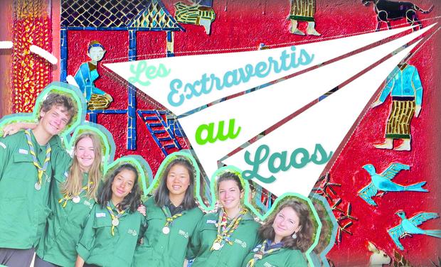 Visueel van project Projet solidaire scout: Les Extravertis au Laos!