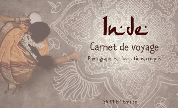 Project visual L'INDE : Carnet de voyage