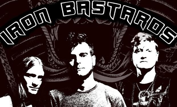 Visuel du projet Iron Bastards (Fast Rock'n'roll): 3ème album