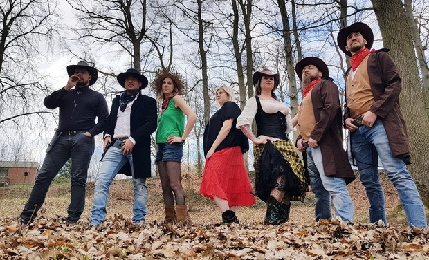 Visueel van project Atelier 11 - La troupe de théâtre qui vous rend le sourire !
