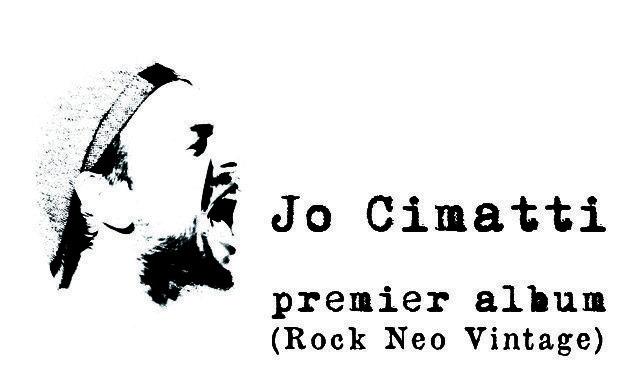 Visuel du projet Le 1er album éponyme de Jo CIMATTI
