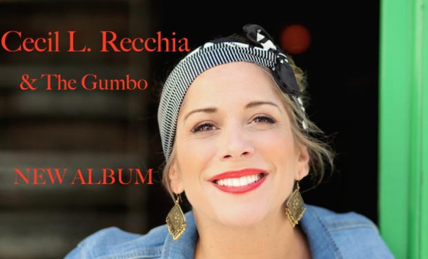 Visuel du projet Cecil L. Recchia - The Gumbo - Nouvel Album