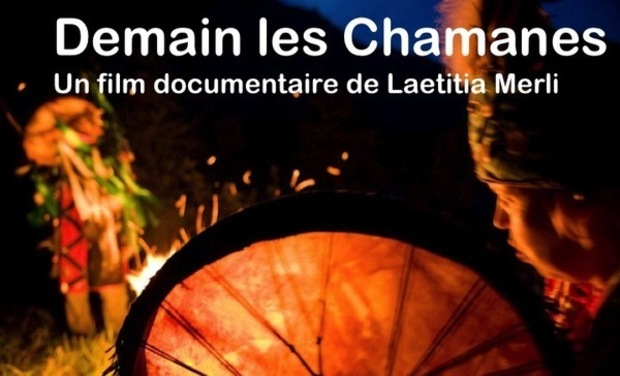 Project visual Demain les chamanes - Film documentaire sur le chamanisme en France de Laetitia Merli