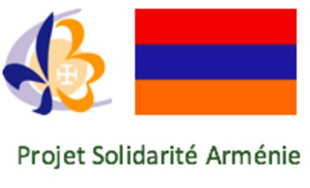 Visuel du projet Projet Solidarité Arménie 2018 Scout de Strasbourg
