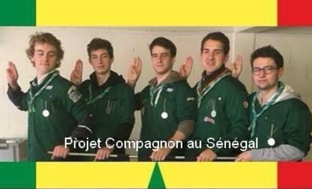 Visuel du projet Camp compagnon au Sénégal