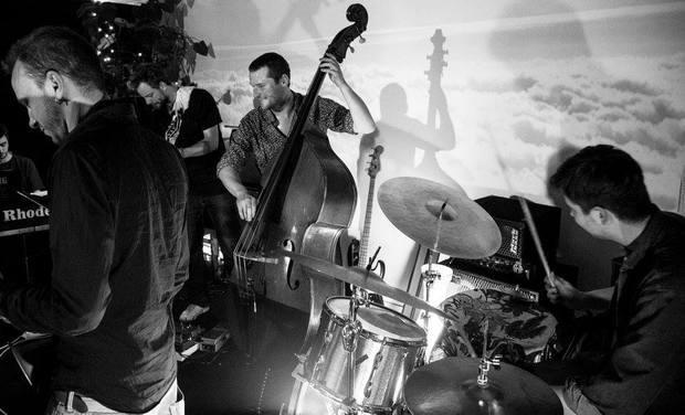 Visuel du projet New Album Otto Kintet