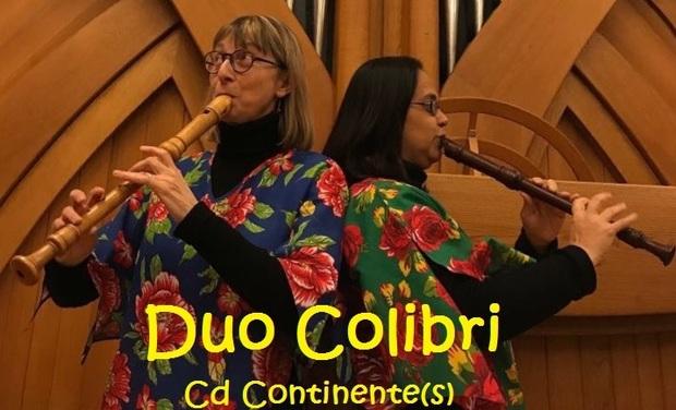 Visuel du projet Continent(e)s par le duo Colibri