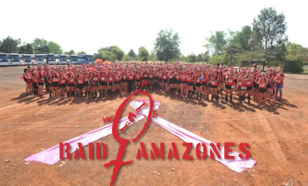 Visueel van project Raid Amazones - Sri Lanka 2018