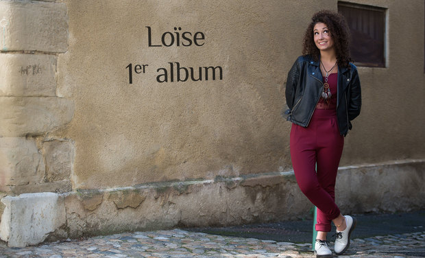 Visuel du projet Premier album de Loïse