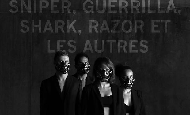 Visuel du projet Sniper, Guerrilla, Shark, Razor et les autres