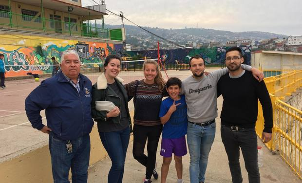 Visuel du projet Juegos del Domingo