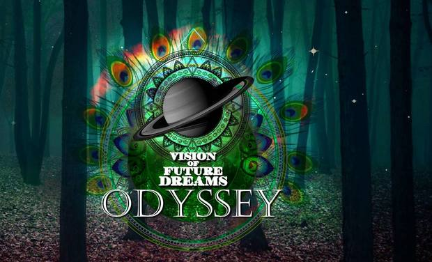 Project visual Vision of future dreams Odyssey 2018