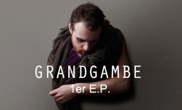 Visueel van project Grandgambe enregistre son EP en solo, mais bien  entouré !