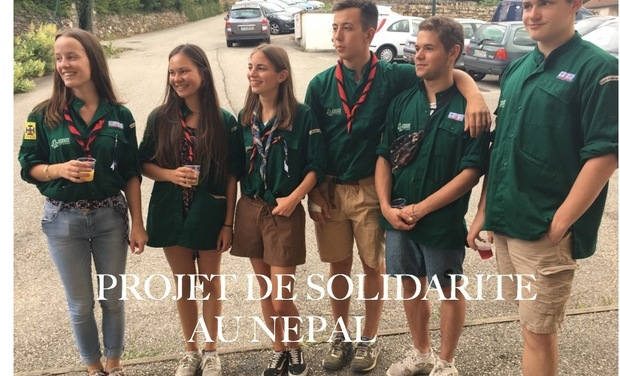 Visueel van project Projet de solidarité des compagnons de Saint Georges au Népal