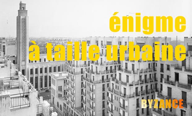 Visuel du projet L'énigme à taille urbaine
