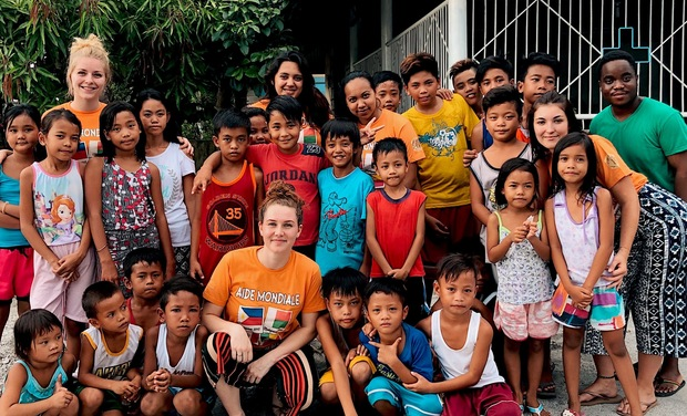 Visuel du projet Education and Health for a smile in Philippines