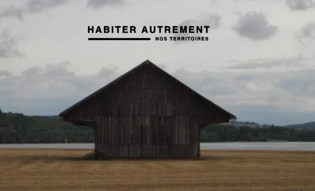 Visuel du projet Habiter Autrement nos territoires