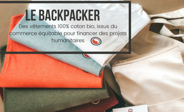 Image du projet Le Backpacker : Des vêtements à but humanitaire