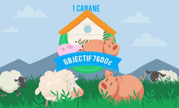 Visuel du projet Un troupeau pour repartir à zéro !