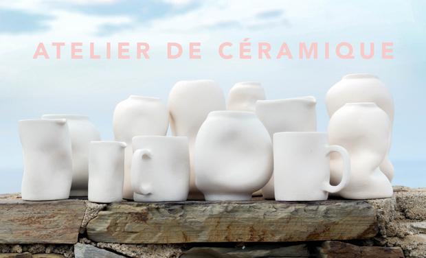 Visuel du projet Création d'un atelier de céramique