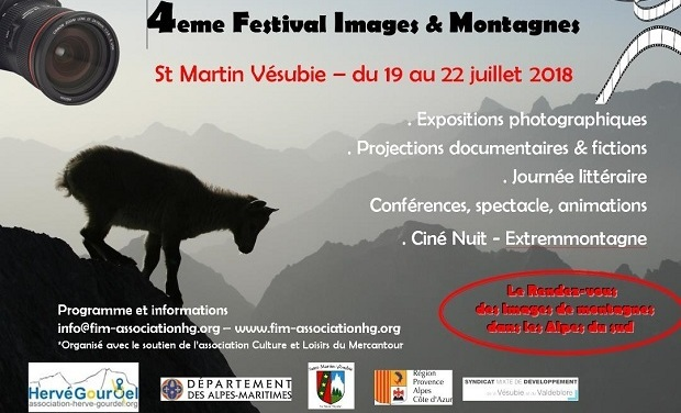 Visueel van project Festival Images et Montagnes